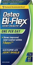 Osteo Bi-Flex One Per Day, 60 Coated Tablets, New, Free Ship