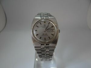 Omega Constellation Chronometer Day/ Date Automatic Cal 751 Ref 168.045 Vintage
