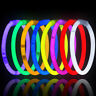 100Pcs Glow sticks bracelets necklaces fluorescent neon party favors xmas  trimB