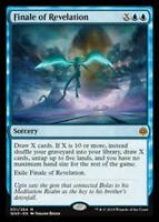 1x FINALE OF REVELATION - War of the SParks - MTG - NM - Magic the Gathering