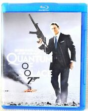 007 Quantum of Solace Blu-Ray Movie
