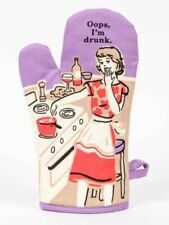 BLUE Q  Oven Mitt  Oops, I'm Drunk Novelty Quirky Funny Gift Free Shipping
