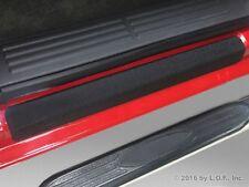 99-06 Silverado Sierra Regular Cab 2pc Door Sill Step Threshold Shield Kickplate