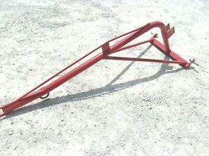 New 3 Point Boom Pole Lift Pole  (FREE 1000 MILE DELIVERY FROM KENTUCKY)