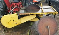 More details for mc connel tractor pto driven saw bench