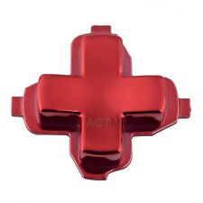 Exclusive Chrome Red Dpad D-pad Part Replacement For XBOX One Controller Button