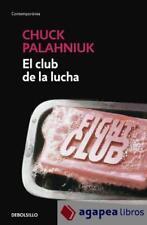 El club de la lucha. NUEVO. ENVÍO URGENTE (Librería Agapea)