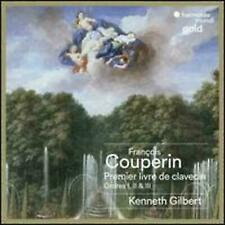 KENNETH GILBERT - COUPERIN MUSIC FOR HARPSICHORD (2 CD) USED - VERY GOOD CD