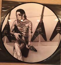 Michael Jackson History Limited Edition Double Picture Disc Vinyl LP