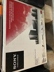 Sony DAV-DZ170 Home Theater USED Excellent - Receiver, Speakers, & Subwoofer!!