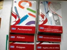 6x Cursus : KWALIFICATIE KAPPER, Hair-Level -KOC, Knip/Permanent/Föhn/Onderzoek/