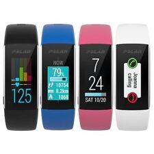 Capteurs d'activité et bracelets roses montre pour le fitness