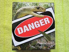 Tuvalu 2010 Eastern Brown Snake - Farbmünze PP Deadly Danger