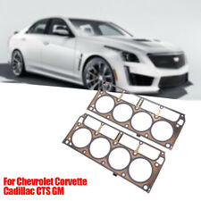 2pcs BTR LS9 Cylinder Head Gaskets For Chevrolet Corvette Cadillac CTS 12622033