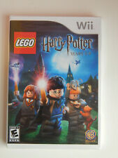 LEGO Harry Potter: Years 1-4 Game New & Sealed! Nintendo Wii