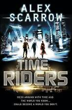 TimeRiders (Book 1) by Alex Scarrow NEW (Paperback) Book