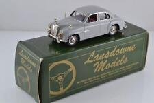 Lansdowne modelos con 3 1956 MG Magnette Mike refrigeración código 2 Luz Gris 1:43 MIB