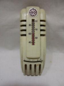 (Choice) Vintage Heating Thermostats, Honeywell, Milwaukee Coke, Great Art Deco!