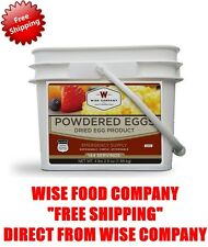 Wise Food 144 Serving Powdered Eggs In a Bucket Emergency/Survival Meals