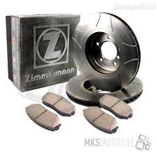 ZIMMERMANN BREMSSCHEIBEN + BELÄGE VORNE für MINI Cabriolet CLUBMAN 3873990