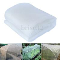 Garden Mosquito Netting Bug Insect Bird Net Hunting Protection Barrier 8x10ft K
