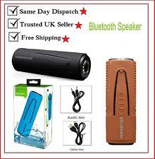 HOPESTAR P3 Bluetooth Wireless Waterproof Bicycle Speaker & Power Bank-Black,Blu