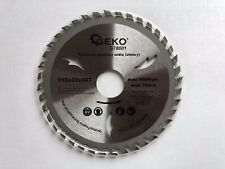 Saw Blade For Wood Disc Circular 115x22x40T Max 9000rpm 75m/s