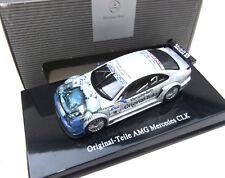 Maqueta de coche 1:43 Mercedes-Benz CLK-DTM 2000 Team piezas originales ovp#1626