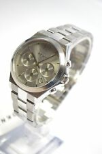 DKNY NY2451 Parsons Silver Dial Chronograph Watch