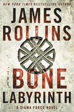 The Bone Labyrinth by James Rollins - HARDCOVER - BRAND NEW!
