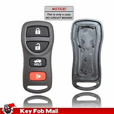 NEW Keyless Entry Key Fob Remote For a 2006 Nissan Altima REPAIR CASE ONLY 4BTN