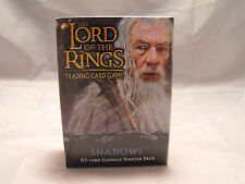 LORD OF THE RINGS TCG, SHADOWS GANDALF STARTER DECK