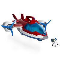 Paw Patrol Avion Patrulla Canina Air Patroller Plane Aeroplano con Luces y Sonid