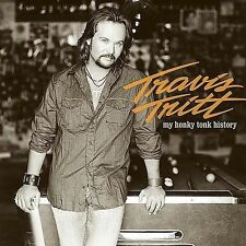 My Honky Tonk History by Travis Tritt (CD, Aug-2004, Columbia (USA))