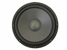 """NEW 10"""" Woofer Replacement Speaker.8 ohm.ten inch bass driver Audio.subwoofer."""
