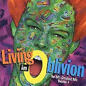 Living in Oblivion: The 80's Greatest Hits, Vol. 4 by Various Artists  CD  LN