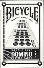 Bicycle Double-Nine Domino Deck Playing Cards