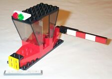 Lego Toll Booth Windshield & Gate 8679 4645 Crane Stadium Garage