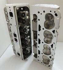 SBC CHEVY 350 383 406 427 64CC/200CC ALUMINUM HEADS  HYD FLAT TAPPET - WPM-S-272