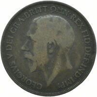 1915 ONE PENNY GB GEORGE V     #WT17051