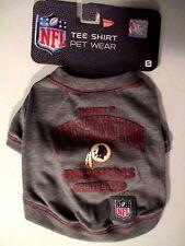 Washington Redskins NFL Tee Shirt PET WEAR NEW