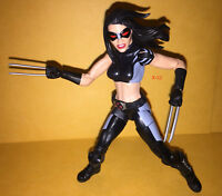 X-23 laura WOLVERINE clone MARVEL LEGENDS (deadpool wave) X-FORCE x-men toy
