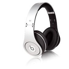 Beats by Dr. Dre Studio1 Headband Headphones - Silver