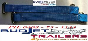 Tyre Link Strap Car Carrying Strap, Wheel Strap, Towing 2 Pack