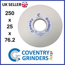 Coventry Grinders 250x25x76.2 CGW60K White Alox Surface Grinding Wheel Vitrified