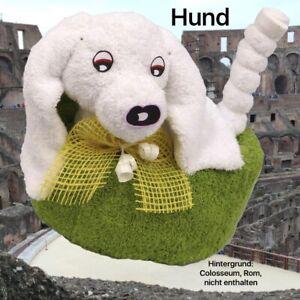 Handtuch Geschenk Figur Hund Waschhandschuh Gastgeschenk Ostern