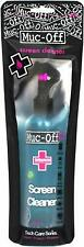 Muc-Off Screen Cleaner Cleaning Phone Laptop GPS TV Tech 250ml spray bottle