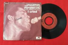 JAMES BROWN I CRIED WORLD 2001189 POLYDOR VG- VINYLE 45T SP