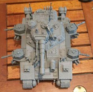 Warhammer 40k Imperial Guard baneblade