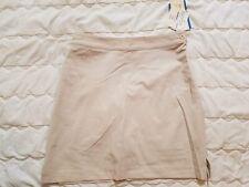 1 Nwt Ep Pro Tour Tech Women'S Skort, Size: 2, Color: Beige (J23)